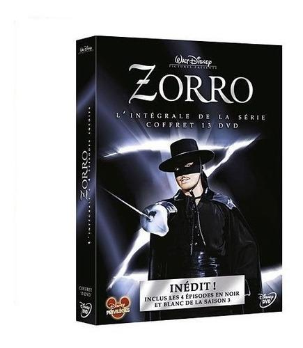 El Zorro (1957) - Serie Completa - Dvd