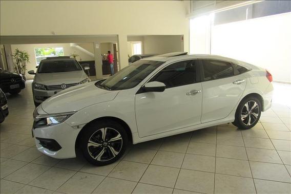 Honda Civic 1.5 Touring 16v Sedan Gasolina 4p Automatico