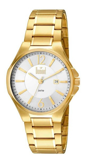 Relógio Dumont Feminino Dugm10ac/4b.