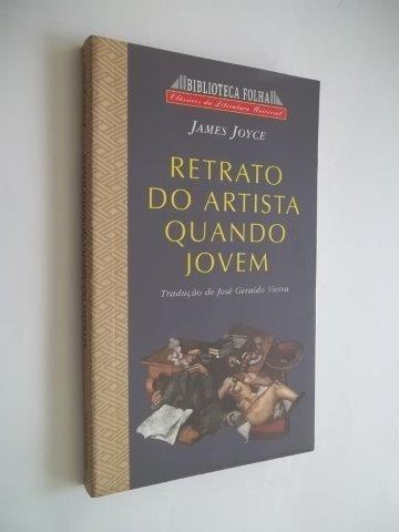 Livro Retrato Do Artista Quando Jovem James Joyce Escolha Ed