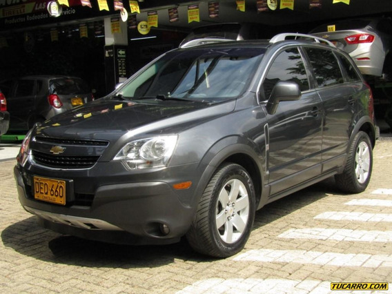 Chevrolet Captiva Sport 2400 Cc At