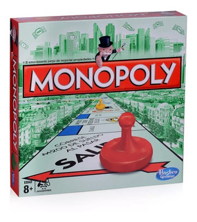 Monopoly Original, Juego De Mesa (giro Didáctico) Envíos