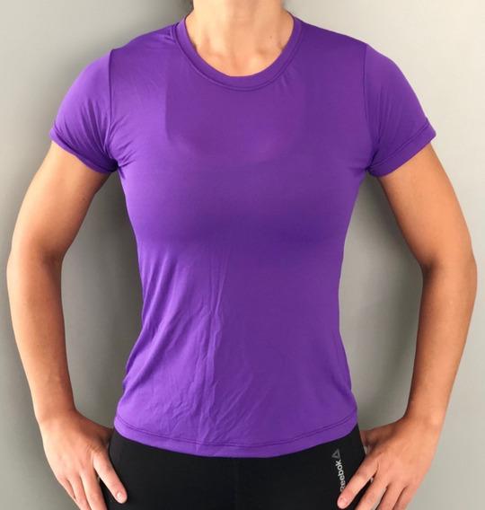Camiseta100% Poliamida Dry Fit - Leve E Refrescante