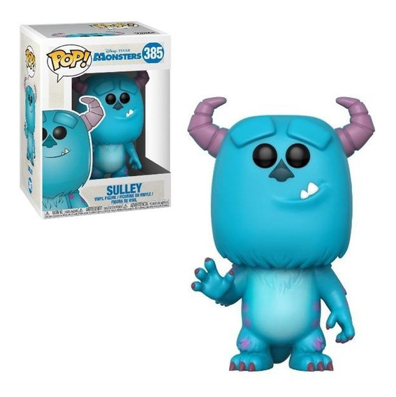Funko Pop Disney Monsters Inc - Sulley 385