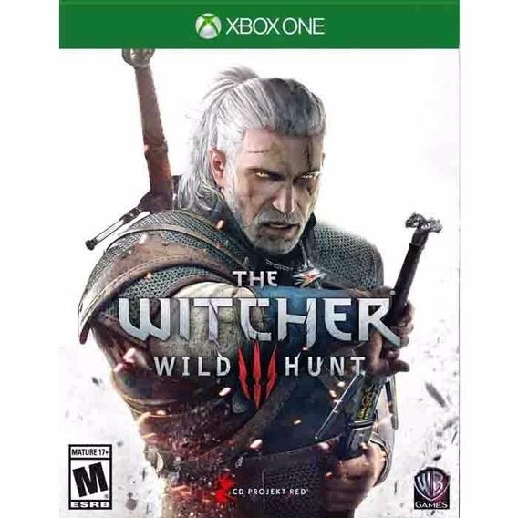 The Witcher 3 Xbox One Offline