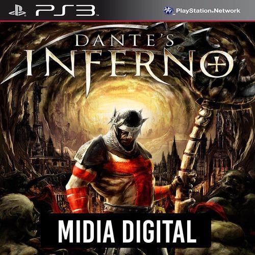 Dantes Inferno - Ps3 Psn*