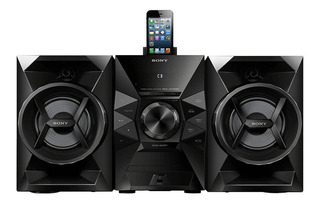 Minicomponente Hi-fi Music Shelf System Mhc-ec619ip Sony