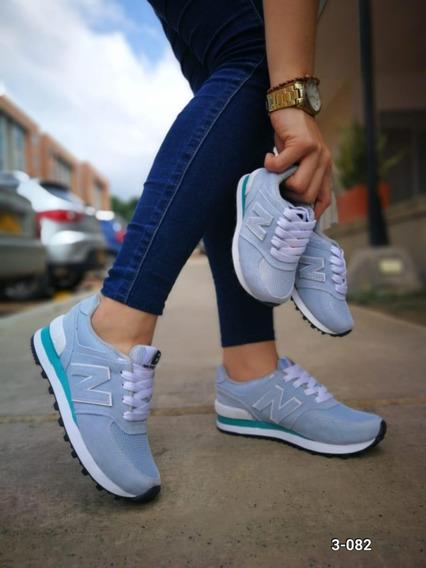 Tenis Zapatos Deportivos Zapatillas Dama Mujer Ellas