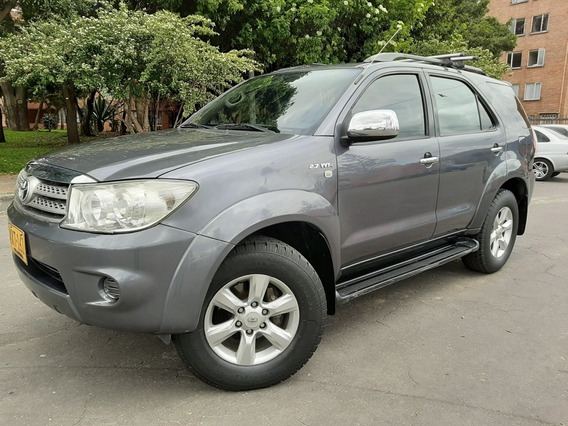 Toyota Fortuner 4x4 Automatica 7psj