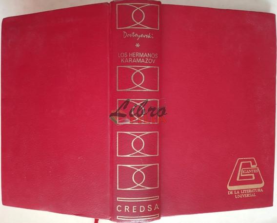 Los Hermanos Karamazov - Fedor Dostoyevski (1973) Pasta Dura