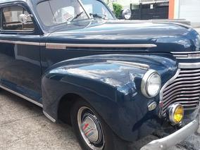 Chevrolet Master De Luxe 1941 Sedan Duas Portas