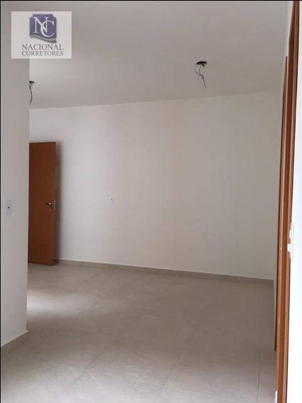 Apartamento Com 2 Dormitórios À Venda, 39 M² Por R$ 210.000 - Santa Teresinha - Santo André/sp - Ap8008
