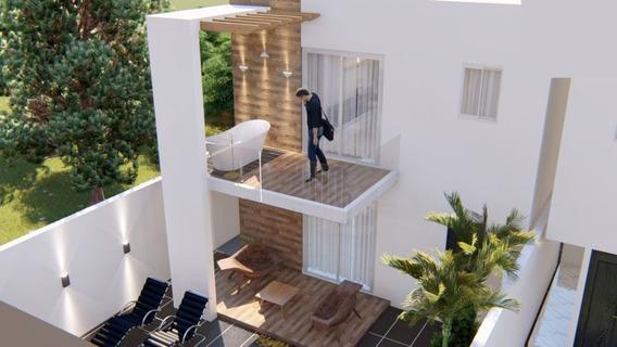 Modernas Villas Con Piscina En Urb. El Doral, Sfm.