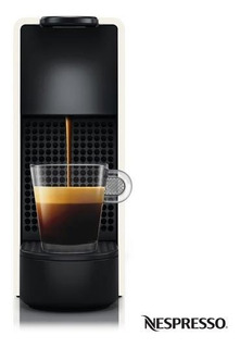 Cafeteira Nespresso Essenza Mini Café Espresso C30-br Branco