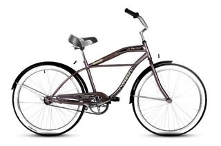 Bicicleta Top Mega Rambler Playera Chopera Paseo