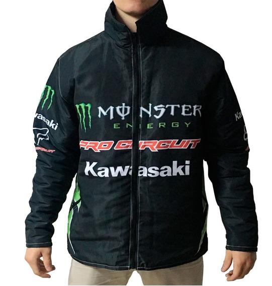 Jaqueta Equipe Monster Pro Circuit