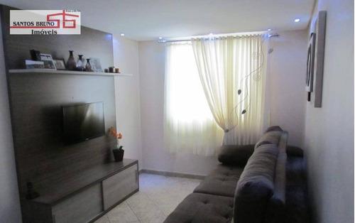 Apartamento À Venda, 50 M² Por R$ 230.000,00 - Freguesia Do Ó - São Paulo/sp - Ap3347