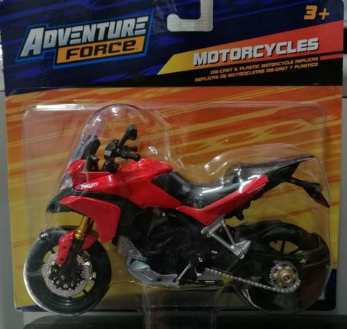Imagen 1 de 1 de Juguete Coleccion Coleccionistas Ducati Nueva Cod6035 Asch