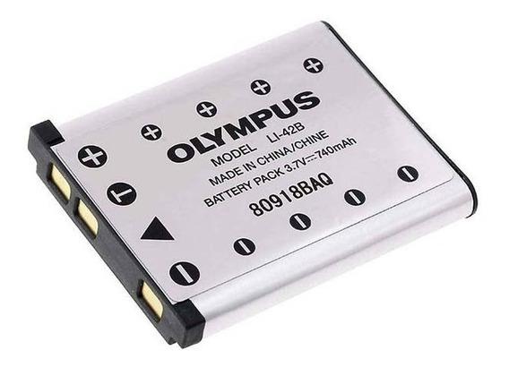 Bateria Para Câmeras Fotograficas Digitais Olympus Li42b