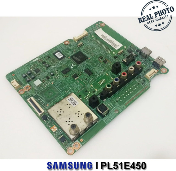 Placa Principal Samsung Pl51e450 - Bn94-04640t Pba-15r