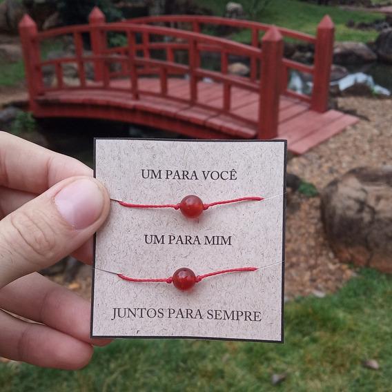 Pulseira Akai Ito - Para Sempre Juntos