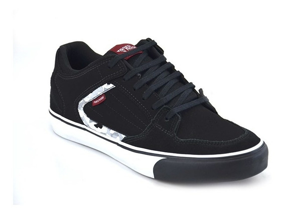 Tenis Red Nose Preto Branco - Rnlm306