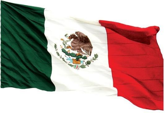 Bandera De México Para Kinder 60 X 105 ¡envío Gratis!