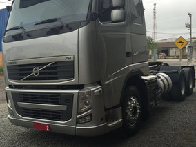 Volvo Fh12 440 Ano 2011 Globetrotter