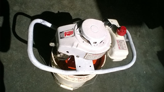 Perforadora De Pozos De Agua Motor Tecumseh