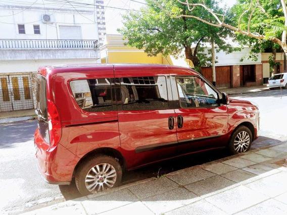 Fiat Doblo 1.4 Active Family 2013