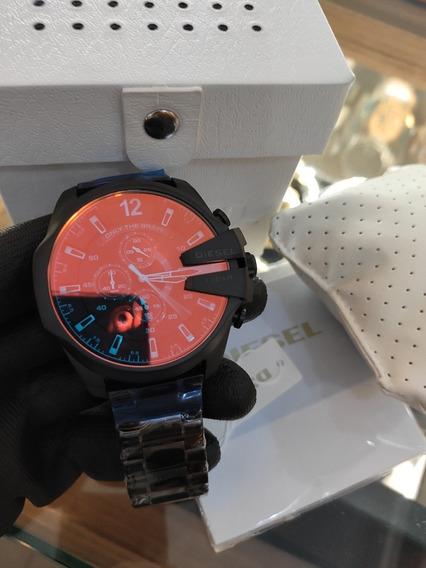 Relógio Diezel Dz Camaleão 2 Anos De Garantia
