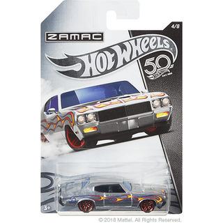 Hot Wheels 50 Anos Zamac - 70 Buick Gsx