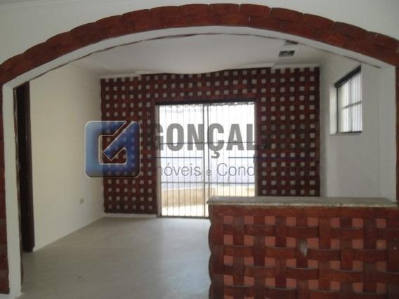Locação Casa Terrea Santo Andre Vila Gilda Ref: 35815 - 1033-2-35815