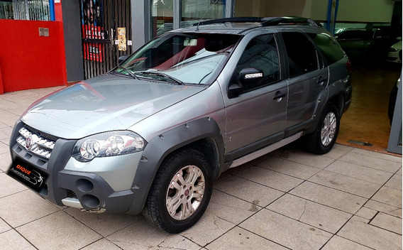 Fiat Palio Adventure Locker 1.6
