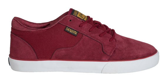 Zapatillas Rail Bordeaux Gangsta