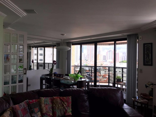 Apartamento Residencial À Venda, Tatuapé, São Paulo. - Ap5588