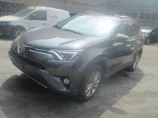 Toyota Rav4 2017 Limited Crédito Fácil Acepto Auto