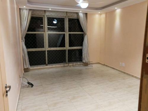 Imagem 1 de 27 de Apartamento Com 3 Dormitórios À Venda, 88 M² Por R$ 398.000,00 - Centro - Campinas/sp - Ap18532