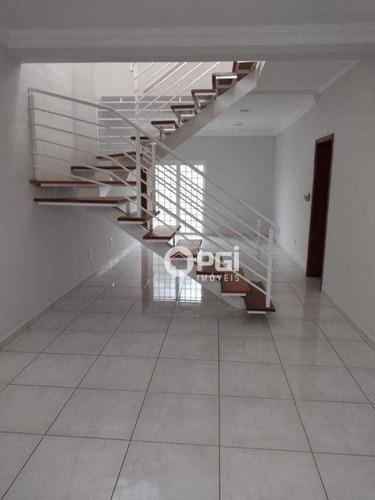 Imagem 1 de 18 de Casa Com 4 Dormitórios À Venda, 233 M² Por R$ 600.000,00 - Sumarezinho - Ribeirão Preto/sp - Ca3105
