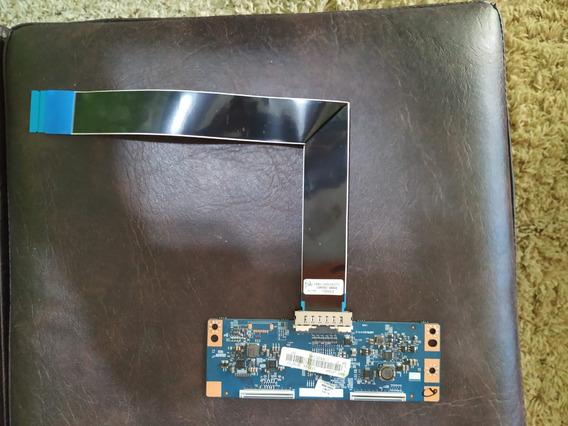 Placa Do Display Com Flex/chicote Tv Samsung Un39fh5205