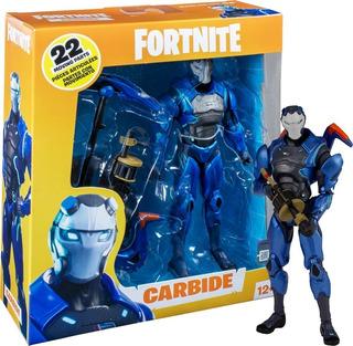 Fortnite Muñeco - Carbide - Epic Game