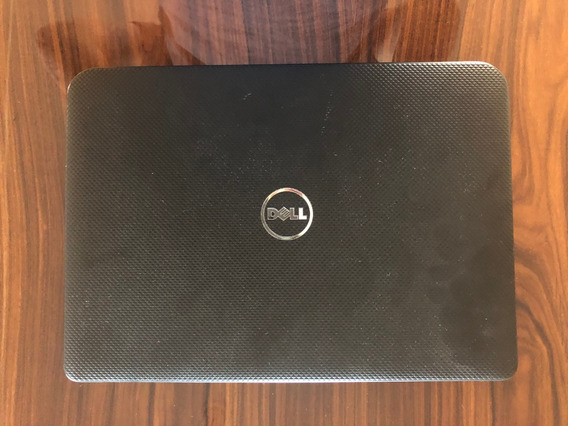 Notebook Dell Intel Core I5 8gb Ram Windows 8.1 Modelo 3437