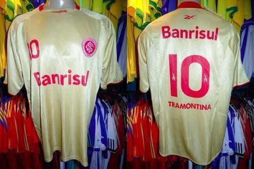 Internacional 2009 Centenário Camisa Reserva Tamanho Gg #10.