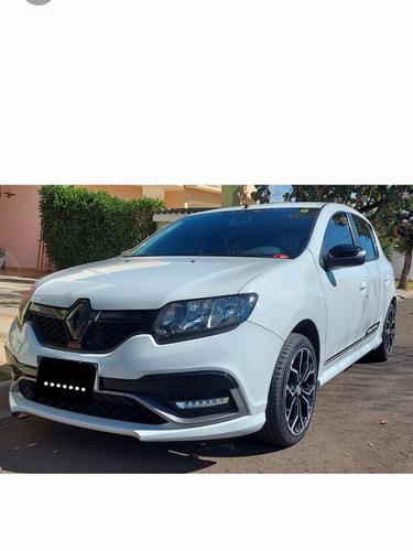 Imagem 1 de 7 de Renault Sandero 2020 2.0 Rs Flex 5p