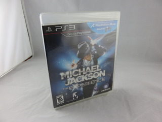 Michael Jackson The Experience Ps3 Fisico Nuevo