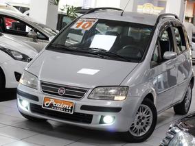Fiat Idea Elx 1.4 8v Flex Completa 2010