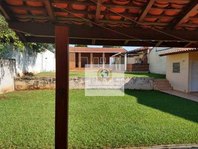 Casa Com 4 Dormitórios À Venda - Cidade Universitária - Campinas/sp - Ca0955