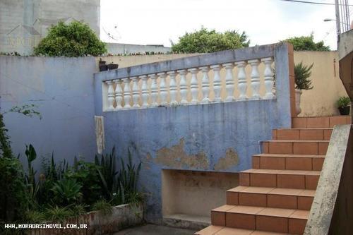 Sobrado Para Venda Em São Paulo, Jardim Piracuama, 3 Dormitórios, 1 Suíte, 1 Banheiro, 2 Vagas - 1236_1-484087