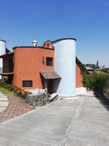 Casa En Condominio En Cuernavaca Al Norte 6 Casas