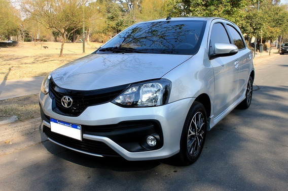 Toyota Etios 1.5 Xls At 2019